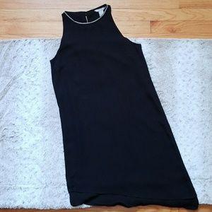 5/$25 H&M LBD Beaded Neckline Size 4